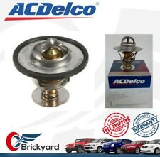 NEW ACDELCO 12632948 ENGINE COOLANT THERMOSTAT W GASKET TAHOE S10 GMC YUKON