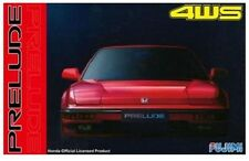 Fujimi 1/24 Honda Prelude 2.0 Si 1987 Model Car Kit