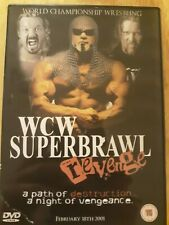 WCW Superbrawl Revenge 2001 wrestling wcw wwe ecw Kevin Nash DDP NEVER RELEASED