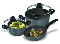 Stoneline Cooking Pot Set of 5