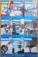 20x Funkschau 1964 Funktechnik Zeitschrift Hefte alt Franzis Radio TV Kamera