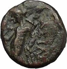 Antiochos III, Megas Authentic Rare Ancient Greek Coin APOLLO Cult   i50301