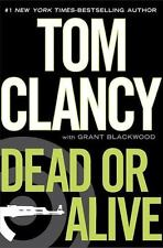Dead or Alive by Tom Clancy (2010, Hardcover)