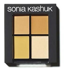 New Listing🎀 Sonia Kashuk Concealer Palette Hidden Agenda Medium 08 Makeup Brown Tan Beige
