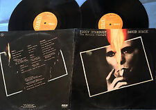 DAVID BOWIE - 2LP`s GATEFOLD - ZYGGY STARDUST THE MOTION PICTURE - SPAIN 1983
