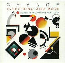 CHANGE - Everything & More: The Complete Collection (1980-2019) - CD (CD box)