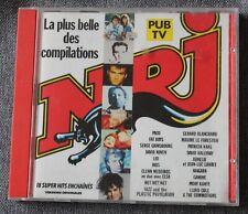 La plus belle des compilations NRJ - gainsbourg lio yazz niagara david koven, CD