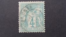 FRANCE SCOTT# 66 USED F  LOT# 71259