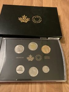 canadian coin sets