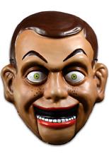 Trick Or Treat Goosebumps Slappy Dummy Vacuform Halloween Costume Mask TTSM101