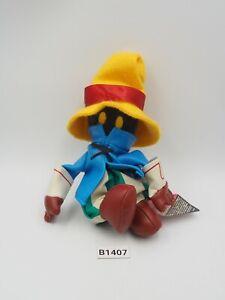 "Final Fantasy IX B1407 Square Enix Black Mage ViVi 6"" Plush TAG Toy Doll Japan"