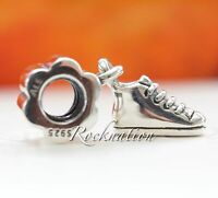 Authentic Pandora Sterling Silver Sneaker Charm 790350