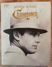 Polanski Chinatown (Blu-ray Disc, 2017) Hi-Def Jack Nicholson Like New