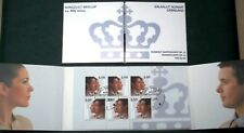 Greenland Stamp Booklet #12 Royal Wedding 2004 - CTO - EXCELLENT!