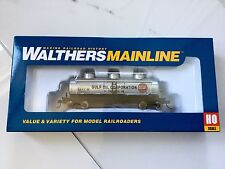WALTHERS MAINLINE 1/87 HO GULF OIL SHPX RD # 62 36' 3-DOME TANK CAR 910-1114 F/S