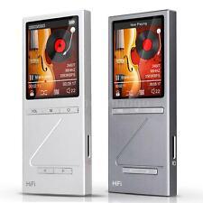 ONN X5 Metal Pro HIFI Loseless MP3 Media Music Audio Player Micro SD/TF FM Radio