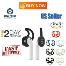 7 Pairs Ear Hook Cover for Apple AirPods Earphones Headphones Earbuds NEW US