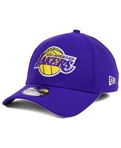Los Angeles Lakers  New Era 39THIRTY NBA Team Classic Stretch Fit Flex Cap Hat