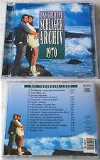 GOLDENES SCHLAGERARCHIV 1970 / Minstrels, Udo Jürgens, Frijid Pink,... CD TOP