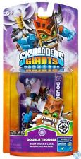 Skylanders Giants DOUBLE TROUBLE Series 2 Swap Force NISB RARE!!