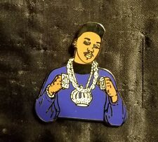 Big Daddy Kane Pin hip hop rapper rap music Ny hatpin