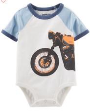 Oshkosh B'Gosh  Baby Boy Bodysuit 12-18 Months Moto