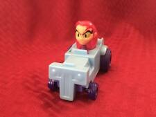 2017 MCDONALD'S HAPPY MEAL TEEN TITANS GO STARFIRE TOY #5! LOW SHIPPING! LQQK!
