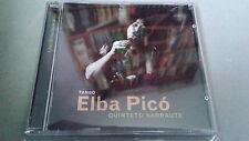 """ELBA PICO """"QUEDEMONOS AQUI"""" CD 12 TRACKS COMO NUEVO"""