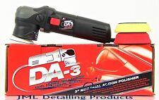 AUTOBRITE DIRECT DA3 MINI DUAL ACTION POLISHER POLISHING MACHINE 12MM THROW