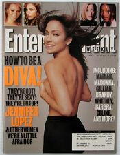 Entertainment Weekly 453 Oct 9 1998  How to be a Diva!  Jennifer Lopez  Madonna