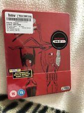 Deadpool 2 4k ultra hd, blu-ray  Steelbook   HMV  Limited edition set
