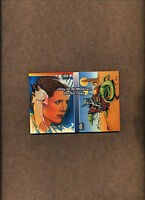 HTF 1993 Topps Star Wars Galaxy Promo Card Uncut Princess Leia