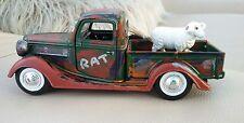 Código de recogida Ford 1937 3 Rata Personalizado 1:34 escala Diecast Modelo un modificado fuera