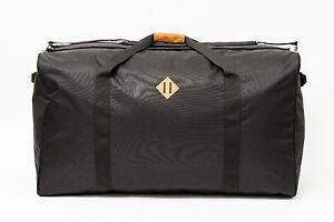 Abscent Transporter Duffle Bag Carbon Black M/L Odor Absorbing Smell Proof Skunk