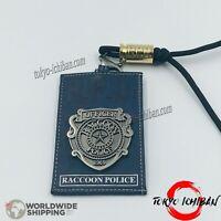 Badge Resident Evil 2 RPD Leon S Kennedy / Raccoon City / Biohazard / Capcom