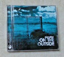 "CD AUDIO MUSIQUE INT / STARSAILOR ""ON THE OUTSIDE""  11T CD ALBUM 2005 ROCK"