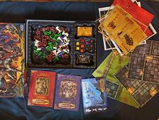 Dungeons & Dragons Board Game VF Parker 2003 Hasbro Rare AD&D