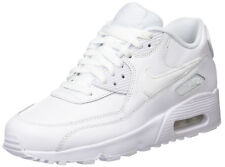 on sale ab37b 68106 Scarpe Nike Air Max 90 Leather (gs) bianche Pe 2018 833412-