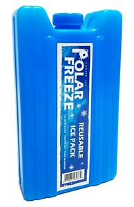 Hidden Flask Freeze Ice Pack Alcohol Flask-Smuggle Your Booze Large 14 oz Flasks