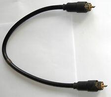 CD1071: Cordon Antenne court  bagué liaison récepteur vers antenna system AS81