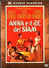 Anna E Il Re Del Siam.  DVD in Italiano Rex Harrison