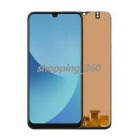 Bildschirm LCD Display Assembly Schwarz Für Samsung Galaxy A50 A505F A505G 2019