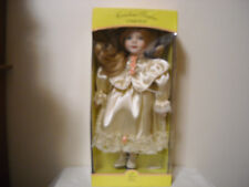 """Nib Caroline Taylor Collection -Special Edition 16"""" Porcelain Doll Handpainted"""
