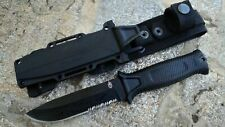 Gerber STRONGARM FIXED BLADE BLACK Hunting Paratrooper Diving Boot