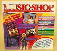 Music Shop (1986) Modern Talking, Pet Shop Boys, Den Harrow, Century, Bli.. [LP]