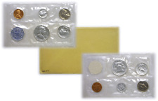 1963 5 Coin Silver Proof Set In The Original Government Envelope Opened Stock