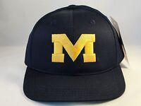 Toddler Size NCAA Michigan Wolverines Vintage Adjustable Strap Hat Cap