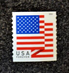 2018USA #5260 Forever U.S. Flag US - Coil Single  Mint  (APU)