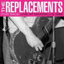 The Replacements: For Sale: Live At Maxwell's 1986 (2LPs) Live