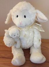 """Baby Gund NURSERY TIME LAMB plush talking animated Lamb Sheep14"""""""